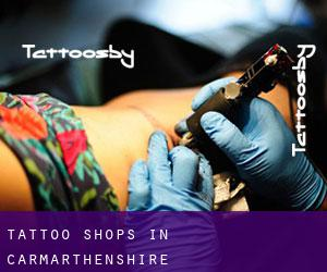 Tattoo Shops in Carmarthenshire