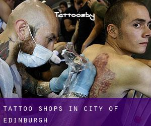 Tattoo Shops in City of Edinburgh