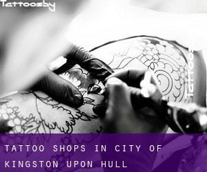 Tattoo Shops in City of Kingston upon Hull