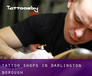 Tattoo Shops in Darlington (Borough)