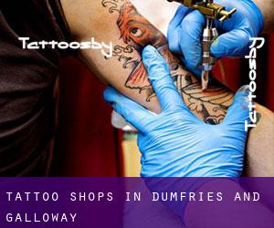Tattoo Shops in Dumfries and Galloway
