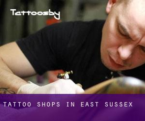 Tattoo Shops in East Sussex