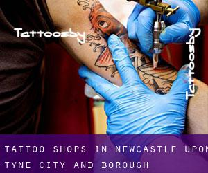 Tattoo Shops in Newcastle upon Tyne (City and Borough)