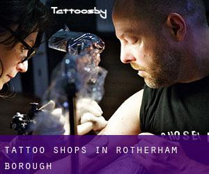 Tattoo Shops in Rotherham (Borough)