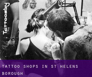 Tattoo Shops in St. Helens (Borough)