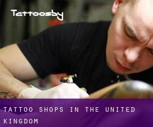 Tattoo Shops in the United Kingdom