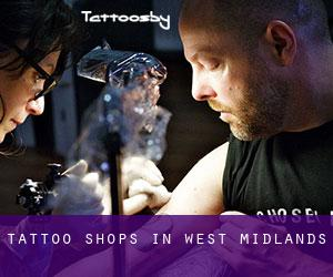 Tattoo Shops in West Midlands