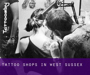 Tattoo Shops in West Sussex