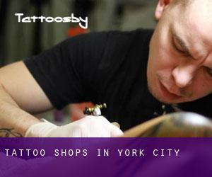 Tattoo Shops in York City