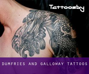 Dumfries and Galloway tattoos