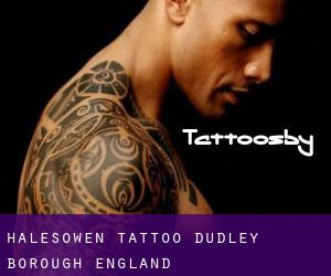 Halesowen tattoo (Dudley (Borough), England)