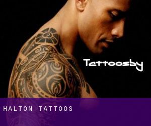 Halton tattoos