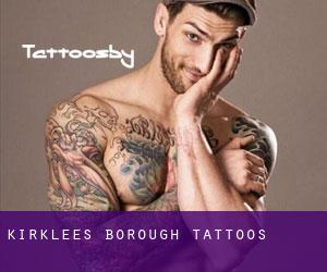Kirklees (Borough) tattoos