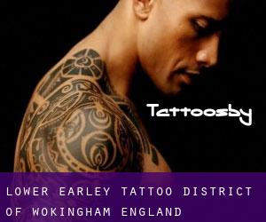 Lower Earley tattoo (District of Wokingham, England)