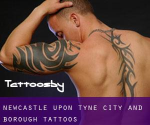 Newcastle upon Tyne (City and Borough) tattoos