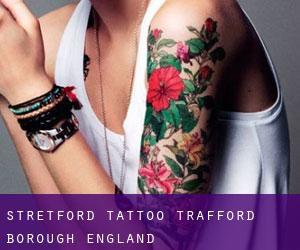 Stretford tattoo (Trafford (Borough), England)